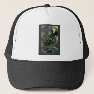 Cthulhu Rising H.P Lovecraft inspired horror rpg Trucker Hat