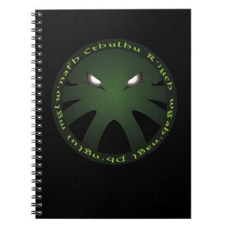 Cthulhu Roundel Notebooks