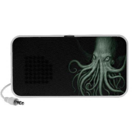cthulhu laptop speaker