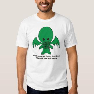 Cthulhu Tee Shirts