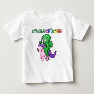 CthulhUnicorn - Word games - François City Baby T-Shirt