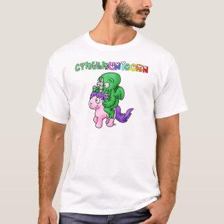 CthulhUnicorn - Word games - François City T-Shirt