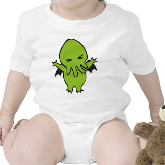 Cthulie Baby Creeper