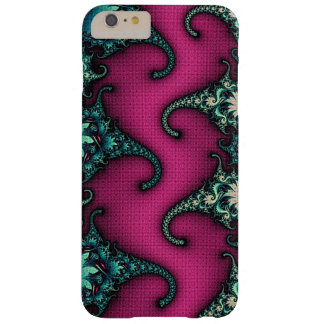 """""""Cthulu"""" custom fractal art Barely There iPhone 6 Plus Case"""