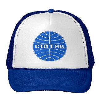 cto lab. cap trucker hats