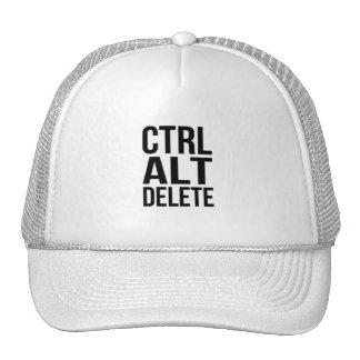 Ctrl+Alt+Delete Cap