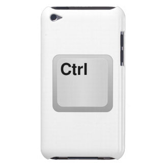 Ctrl Computer Key iPod Touch Cases