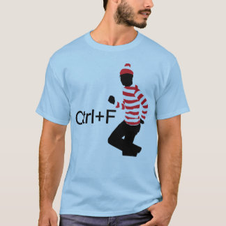 ctrl+f T-Shirt