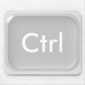 CTRL Key Mouse Pad
