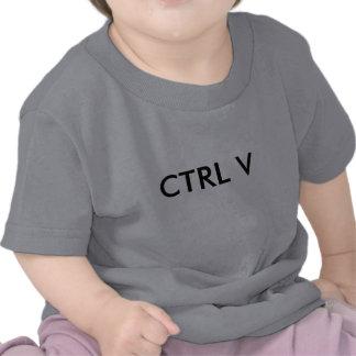 CTRL V T SHIRT