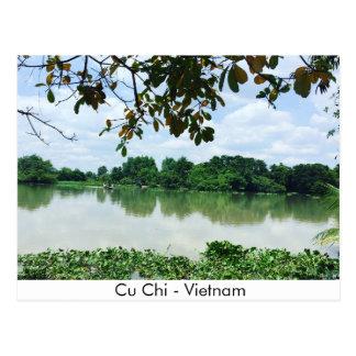 Cu Chi - Vietnam Postcard