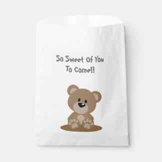 Cub Favor Bags Favour Bags