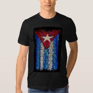 Cuba Arte Flag T-Shirt