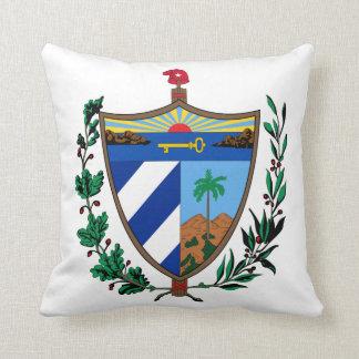 Cuba Coat Of Arms Cushion