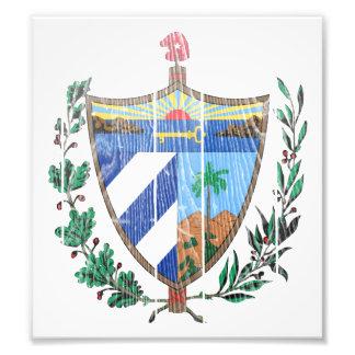Cuba Coat Of Arms Photo