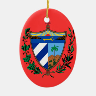 CUBA - Custom Christmas Ornament
