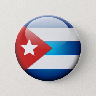 Cuba_Flag_2.0 6 Cm Round Badge