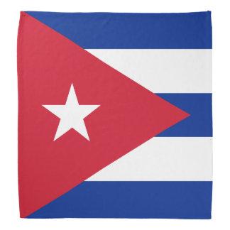Cuba Flag Bandana