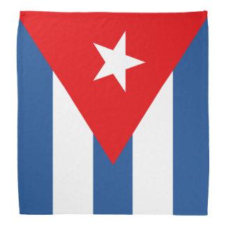 Cuba Flag Bandanna