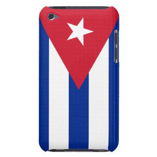 Cuba Flag Barely There iPod Cases