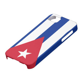 Cuba Flag Case For The iPhone 5