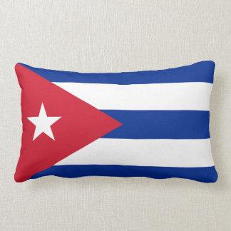 Cuba Flag Pillow