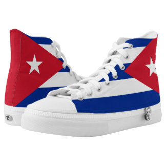 Cuba Flag High Tops