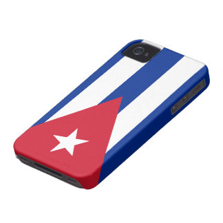 Cuba Flag iPhone 4 Case