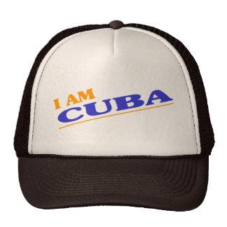 CUBA MESH HATS