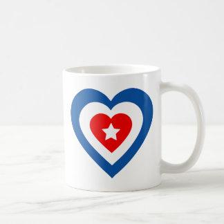 cuba-heart coffee mug