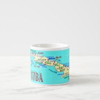 cuba island espresso cup