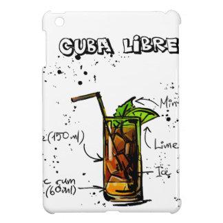 Cuba Libre Cocktail Cover For The iPad Mini