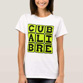 Cuba Libre, Highball Cocktail T-Shirt