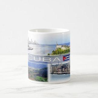 Cuba- Malecón - Coffee Mug
