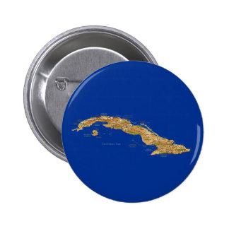 Cuba Map Button