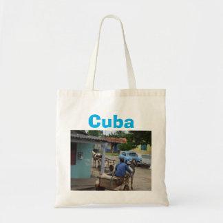Cuba Old Car Country Scene