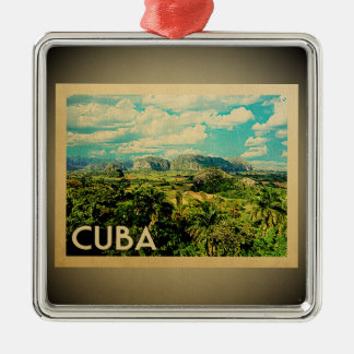 Cuba Ornament Vintage Travel