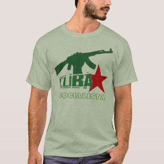 CUBA SOCIALISTA T-Shirt