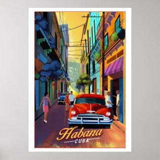 Cuba Street Poster