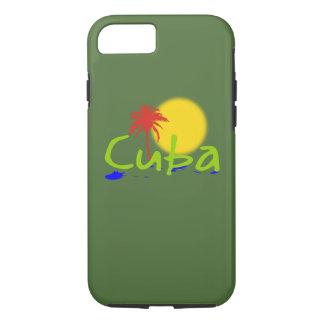 CUBA TROPICS iPhone 7 CASE