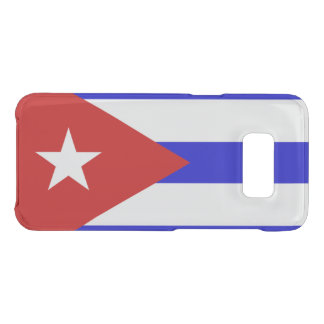 Cuba Uncommon Samsung Galaxy S8 Case