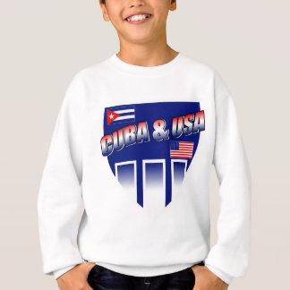 Cuba & USA Sweatshirt
