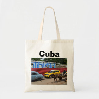 Cuba Vintage Cars Horse and Buggy