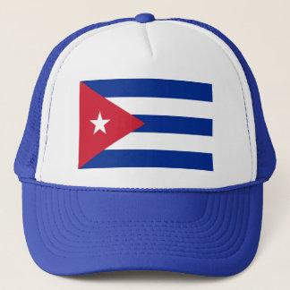 Cuba World Flag Trucker Hat