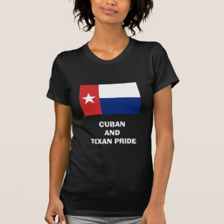 Cuban And Texan Pride Women's Shirt