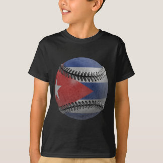 Cuban Baseball T-Shirt
