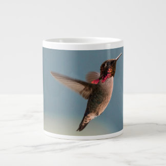 Cuban Bee hummingbird Large Coffee Mug