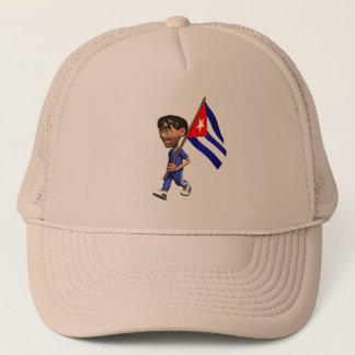 Cuban Boy Trucker Hat