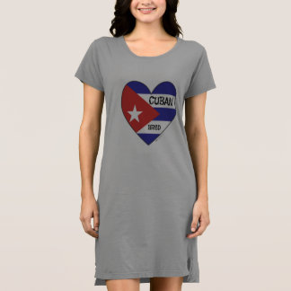 CUBAN BRED TSHIRT DRESS