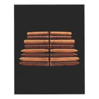 Cuban Cigar Tobacco Minimalism